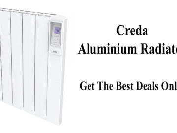 Creda Aluminium Radiator