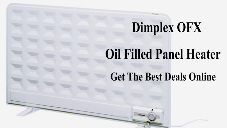 Dimplex OFX Oil Filled Panel Heater