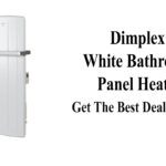 Dimplex White Bathroom Panel Heater