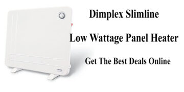 Dimplex Slimline Low Wattage Panel Heater