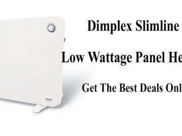 Dimplex Slimline Low Wattage Panel Heater