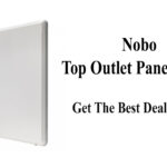 Nobo Top Outlet Panel Heater