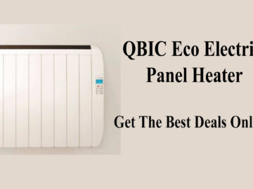 QBIC Eco Electric Panel Heater