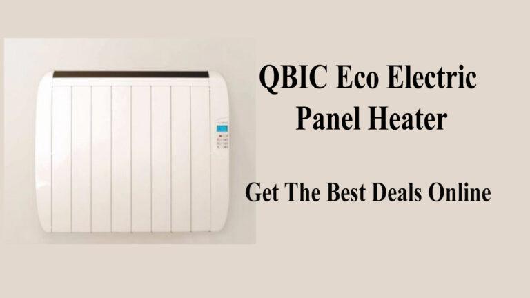 QBIC Eco Electric Panel Heater
