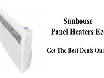 Sunhouse Panel Heaters Eco